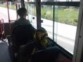 ashgabat bus