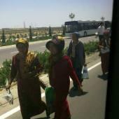 Учителей западного региона Туркменистана отзывают из отпуска