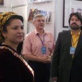 В Туркменистане скончалась Бягуль Нурмурадова