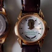Часы с профилем С.Ниязова