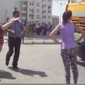 Видео: Жители ашхабадского микрорайона отстояли свои кондиционеры