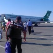 Туркменские авиалинии отложили рейсы в Тбилиси на неопределенный срок, так и на начав полеты