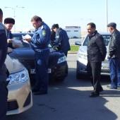 В Ашхабаде ограничивают движение автотранспорта с областными госномерами