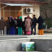 В Ашхабаде снова очереди за валютой