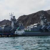 Туркменские моряки обстреляли и потопили иранское рыболовецкое судно