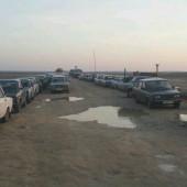 Десятки граждан Туркменистана оказались в ловушке на границе с Казахстаном
