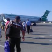 Turkmenistan Airlines отменила рейсы по маршруту Ашхабад-Рига-Ашхабад