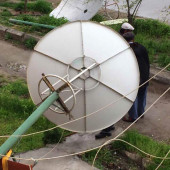 Turkmenistan: War on Satellite Dishes