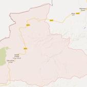 Туркмено-афганская граница: Население Марчака ищет спасение в погранзоне
