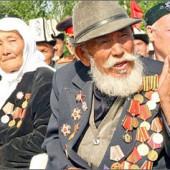 Центральная Азия: В честь 70-летия Победы ветераны получат от $57 до $540