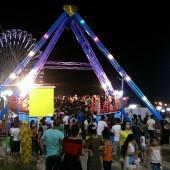 «Каждый день – аншлаг!» В Туркменабаде открылся обновленный парк (фото)