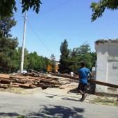 Район Гажа в Ашхабаде подлежит сносу