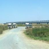 Водитель–дальнобойщик: «Едва въехав в Туркменистан, даешь взятку»