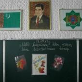 О коррупции в системе среднего образования Туркменистана