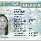 На ПМЖ в США: Растет число туркменистанцев, участвующих в лотерее Грин-карта