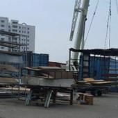 В Туркменбаши начался снос единственного в городе рынка