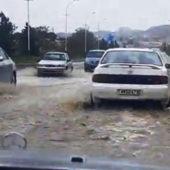 Проливные дожди подтопили туркменские города, нанесли урон посевам