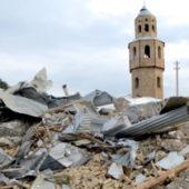 В Ашхабаде снесли еще одну мечеть
