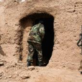 В приграничных с Туркменистаном районах провинции Герат идут бои