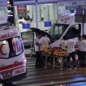 Среди раненых при взрывах в стамбульском аэропорту есть гражданин Туркменистана