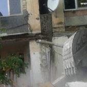 В Туркменабаде сносят пристройки (фото)