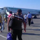 Росавиация приостановила обслуживание «Туркменховаёллары»