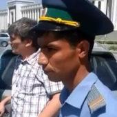 Туркменистан: Штраф за нарушение ПДД можно оплатить на месте картой