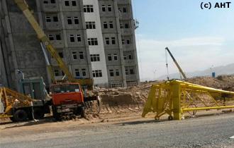 Строительные организации в туркменистане ооо заполярная строительная компания норильск официальный сайт