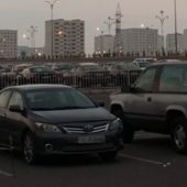 Ашхабад: «Охота» за темными авто продолжается