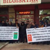 Туркменские дипломаты в Анкаре предотвратили акцию протеста у своего посольства