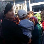 В Мары очереди за социальными выплатами. В регионе ощущается нехватка наличных денег