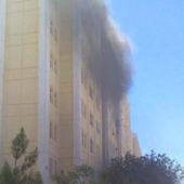 Пожар в Ашхабаде унес три жизни