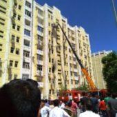 Ашхабад: В больнице скончался еще один член семьи, пострадавшей при пожаре