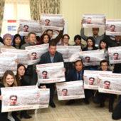 Профсоюзы и правозащитники из Восточной Европы и Центральной Азии призвали освободить Гаспара Маталаева