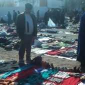 «Продам платье за 5 манатов». Из-за кризиса жители Туркменабада распродают свои личные вещи (фото)