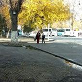 Ашхабад: Полиция штрафует пешеходов за пересечение улицы в неположенном месте