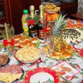 Туркменистан: Сколько стоит накрыть новогодний стол