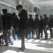 Туркменистан: Население Дашогуза, как оголенный нерв